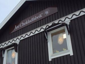 chokladfabrik Åre